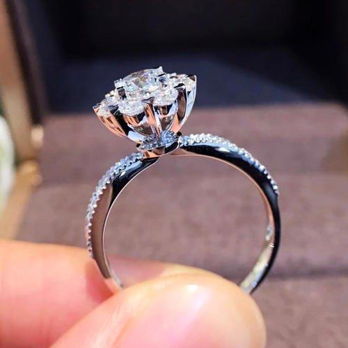 宝格丽钻石戒指回收