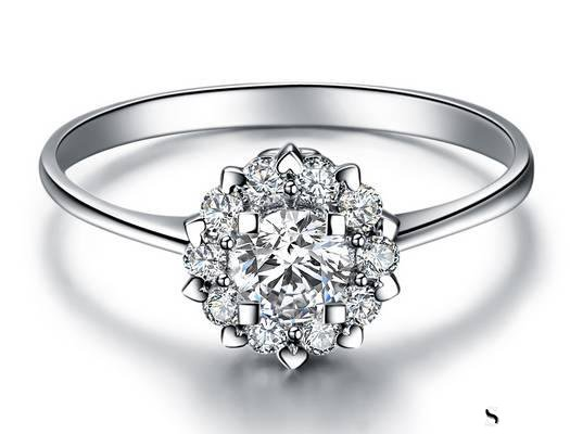 铂金戒指回收