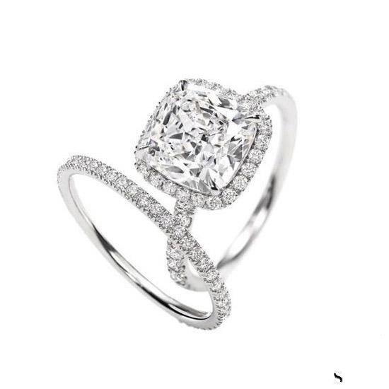 通灵钻石戒指回收
