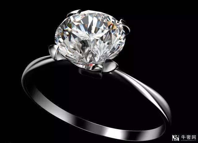 深圳通灵钻石戒指回收