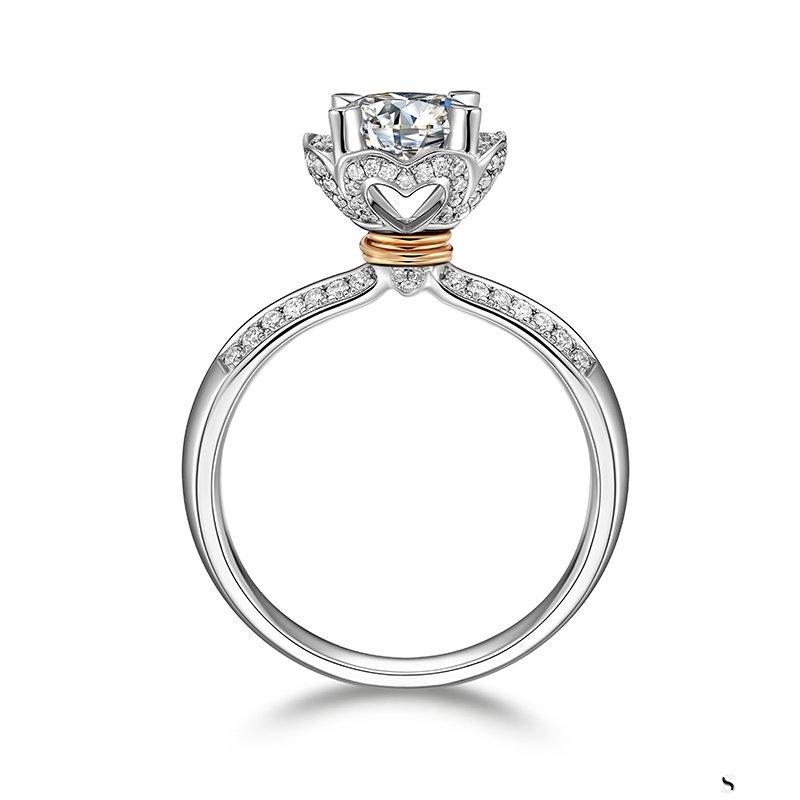 私人定制结婚戒指回收