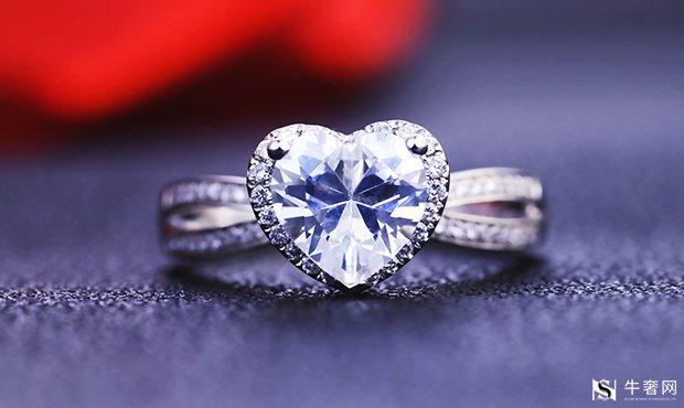 回收钻石戒指