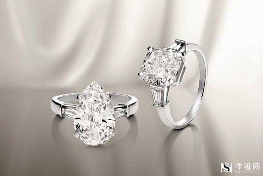 回收1克拉钻石戒指