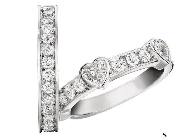 1克拉的钻石戒指回收