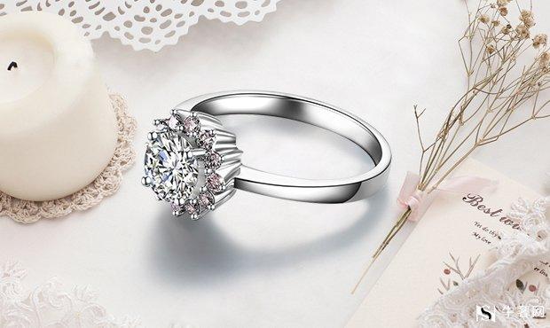 一克拉钻石戒指的市场回收价格是多少