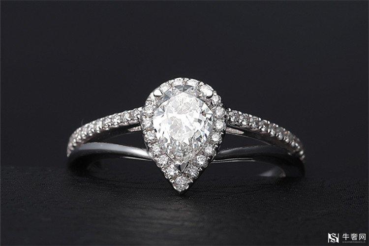 哪里可以回收一克拉的钻石戒指?
