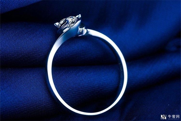 IDO 50分钻石戒指回收