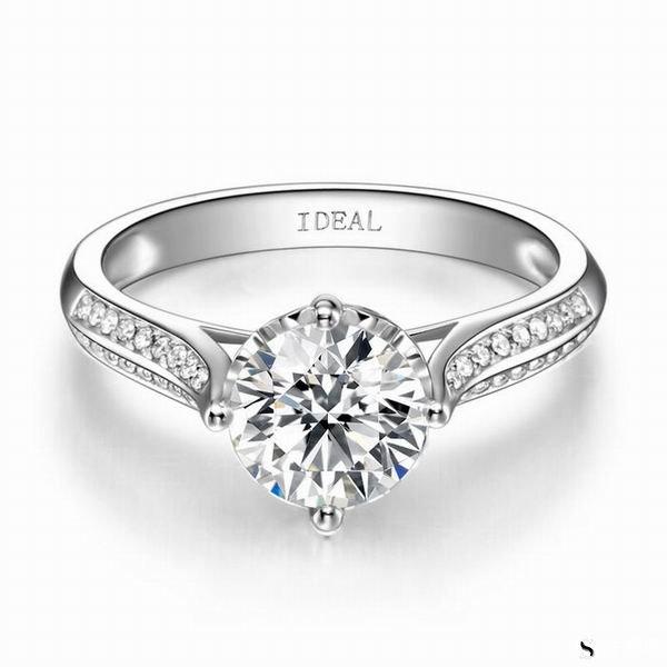 周大福钻石戒指回收