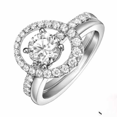 周大生钻石戒指回收