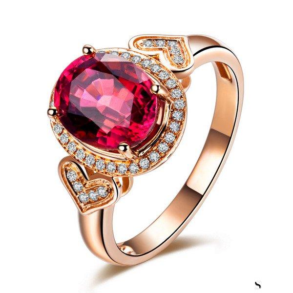 红宝石钻戒回收