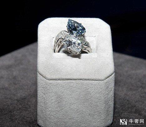 回收钻石首饰