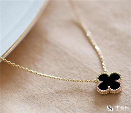 梵克雅宝珠宝项链回收