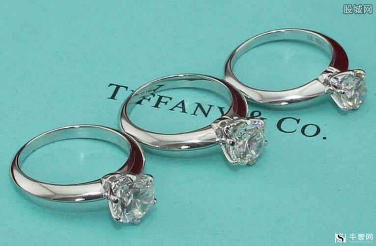 回收蒂芙尼925银戒指