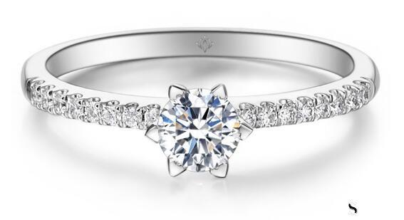一克拉蒂芙尼钻石戒指的回收价格?