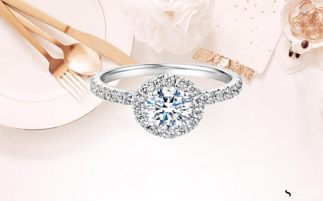 二手30分钻石戒指的回收