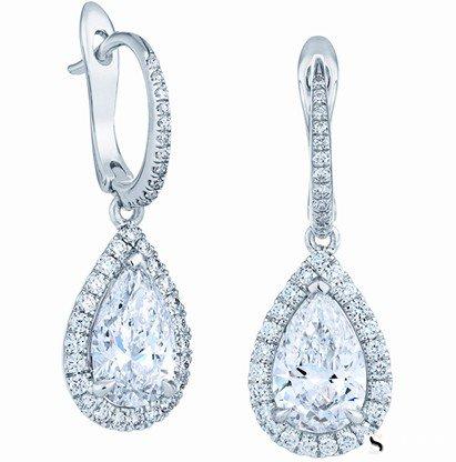 钻石耳环的回收价格