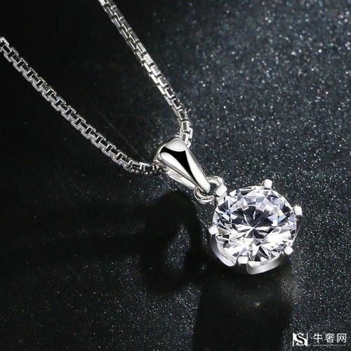 钻石项链可以回收吗?