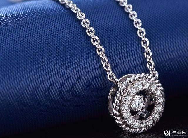 谢瑞麟钻石项链回收的市场行情怎么样了
