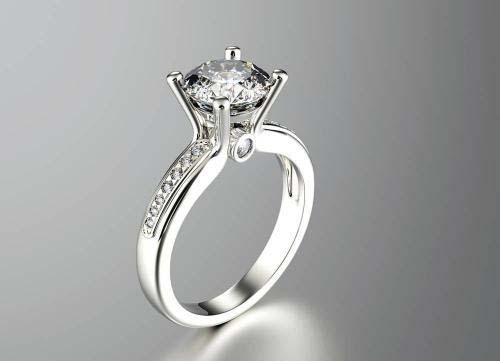 钻石首饰回收标准